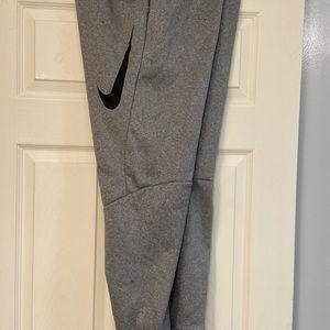 Men's Nike Dri-Fit joggers. Medium